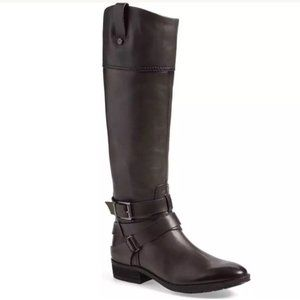 VINCE CAMUTO • Pazell Tall Leather Riding Boots